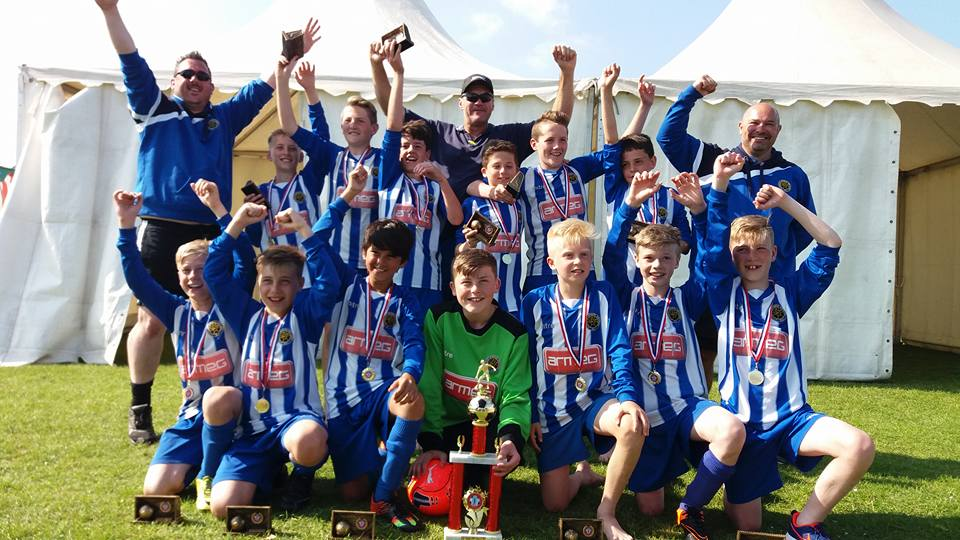 Blackpool Youth Football Tournament for boys