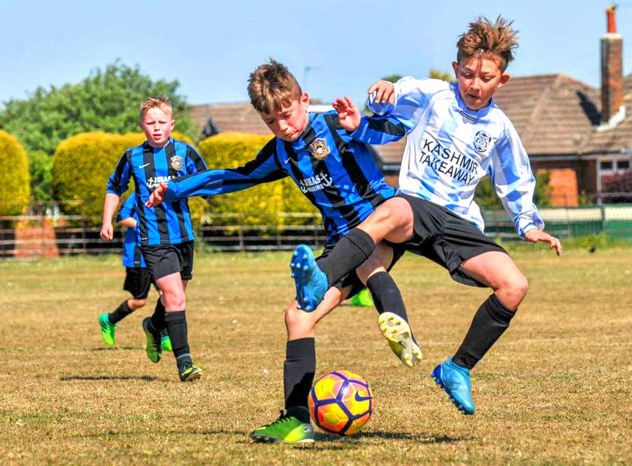 Our football tournaments are well organised, affordable & fun