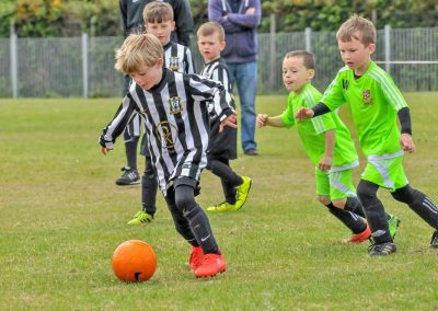 Tournament competitions range from U7s to U17s