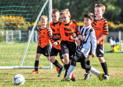 Our 2 day football tournaments are fully accredited by The FA & UEFA Respect