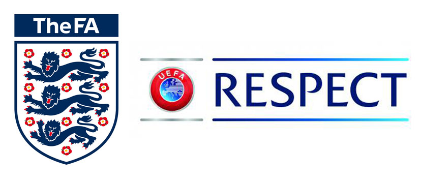 Blackpool Youth Football Tournaments is The FA & UEFA Respect accredited